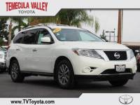 2014 Nissan Pathfinder SV SUV Front-wheel Drive in Temecula