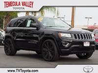 2014 Jeep Grand Cherokee Laredo 4x2 SUV 4x2 in Temecula