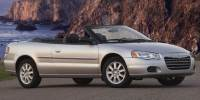 2004 Chrysler Sebring Limited Convertible For Sale in LaBelle, near Fort Myers