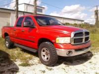 2005 Dodge Ram 1500 SLT/Laramie Truck Quad Cab For Sale in LaBelle, near Fort Myers