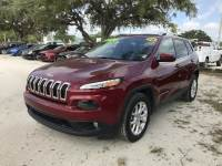 2016 Jeep Cherokee Latitude FWD SUV For Sale in LaBelle, near Fort Myers