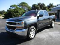 2018 Chevrolet Silverado 1500 LT w/1LT Truck Double Cab For Sale in LaBelle, near Fort Myers