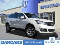 2017 Chevrolet Traverse LT w/2LT SUV for sale in Bowie