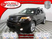 2013 Ford Explorer Limited 4WD w/ Navigation,Leather,Sunroof,Heated/Cooled Front Seats, And Backup Camera.