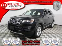 2016 Ford Explorer XLT 4WD w/ Leather,Heated Front Seats, And Backup Camera.