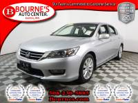2013 Honda Accord EX-L w/ Navigation,Leather,Sunroof,Heated Front Seats, And Backup Camera.