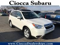 Used 2016 Subaru Forester 2.5i Limited For Sale in Allentown, PA