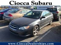 Used 2009 Subaru Legacy Special Edition For Sale in Allentown, PA