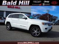 Certified Used 2018 Jeep Grand Cherokee Limited 4x4 SUV in Warwick