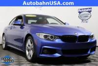2016 BMW 4 Series 435i Xdrive Coupe in the Boston Area