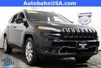 2016 Jeep Cherokee Limited SUV in the Boston Area