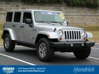 2013 Jeep Wrangler Unlimited Rubicon Convertible in Franklin, TN