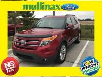 Used 2013 Ford Explorer Limited SUV V-6 cyl in Kissimmee, FL