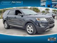 Pre-Owned 2017 Ford Explorer XLT SUV in Tampa FL