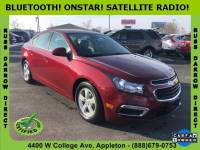 2016 Chevrolet Cruze Limited 1LT Auto Sedan For Sale in Madison, WI