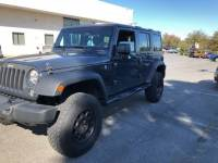 Used 2016 Jeep Wrangler Unlimited Sport SUV in Bowie, MD