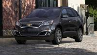 Pre-Owned 2015 Chevrolet Traverse FWD 1LT