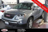Pre-Owned 2008 GMC Acadia FWD 4dr SLT2