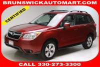 Certified Used 2016 Subaru Forester 4dr CVT 2.5i Premium Pzev in Brunswick, OH, near Cleveland