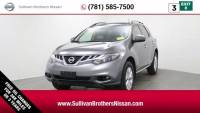 Certified Pre-Owned 2013 Nissan Murano SL SUV For Sale in Kingston, MA