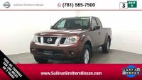 Certified Pre-Owned 2016 Nissan Frontier SV Truck For Sale in Kingston, MA