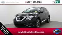 Certified Pre-Owned 2015 Nissan Murano SL SUV For Sale in Kingston, MA