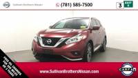 Certified Pre-Owned 2016 Nissan Murano SL SUV For Sale in Kingston, MA