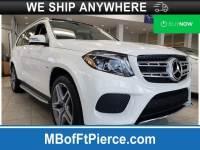 Certified 2018 Mercedes-Benz GLS 550 4MATIC SUV in Jacksonville FL