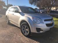 Used 2015 Chevrolet Equinox LS SUV For Sale Austin TX
