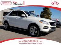 Pre-Owned 2014 Mercedes-Benz M-Class ML 350 SUV in Jacksonville FL