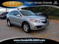 Pre-Owned 2015 Acura RDX Base w/Technology Package (A6) SUV in Jacksonville FL