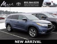 Certified Pre-Owned 2016 Toyota Highlander Limited All Wheel Drive w/Driver Technology Packag SUV in Plover, WI