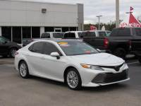 Certified Pre-Owned 2018 Toyota Camry XLE Auto FWD