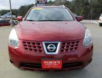 Used 2008 Nissan Rogue For Sale   Wiscasset ME
