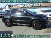 2012 Jeep Grand Cherokee SRT8 4WD * Only 66k Miles! * Navi! Panorama Roof!