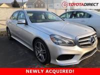 2014 Mercedes-Benz E-Class E 350 4MATIC Sedan All-wheel Drive
