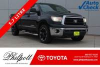 2010 Toyota Tundra Dbl 5.7L V8 6-Spd AT Natl Truck Double Cab in Nederland