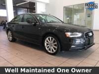 2014 Audi A4 2.0T Premium (Tiptronic) in West Springfield MA