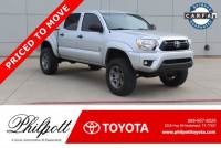 2013 Toyota Tacoma Prerunner 2WD Double Cab V6 AT Natl Truck Double Cab in Nederland