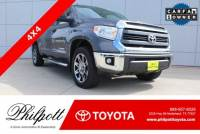 2014 Toyota Tundra SR5 Double Cab 5.7L FFV V8 6-Spd AT Natl Truck Double Cab in Nederland