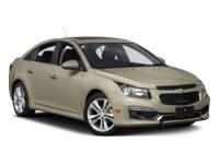 Pre-Owned 2015 Chevrolet Cruze 1LT FWD 4D Sedan