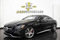 2017 Mercedes-Benz S-Class S63 AMG DESIGNO COUPE ($180,445 MSRP!)