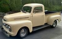 1951 Ford F1 Street Rod Custom Pickup – Terrific Build Quality