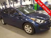 2016 Hyundai Elantra 4dr Sdn Auto SE (Alabama Plant) Sedan