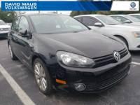 2014 Volkswagen Golf TDI Hatchback
