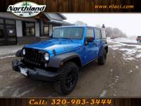 2016 Jeep Wrangler Unlimited 4WD 4dr Willys Wheeler