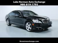 2012 Mercedes-Benz S-Class 4dr Sdn S 550 Blue Efficiency RWD
