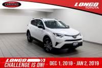 Certified Used 2017 Toyota RAV4 LE FWD in El Monte