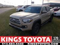 Used 2017 Toyota Tacoma TRD Offroad Truck Double Cab in Cincinnati, OH