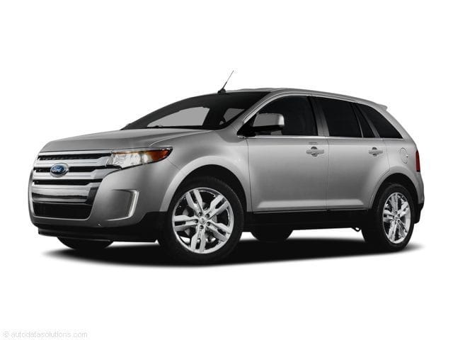 Photo Used 2011 Ford Edge Limited SUV V-6 cyl For Sale in Surprise Arizona